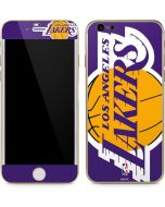 Los Angeles Lakers Large Logo iPhone 6/6s Skin