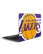 Los Angeles Lakers Large Logo Zenbook UX305FA 13.3in Skin