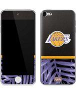 Los Angeles Lakers Retro Palms Apple iPod Skin