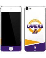 Los Angeles Lakers Split Apple iPod Skin
