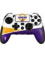 Los Angeles Lakers Split PlayStation Scuf Vantage 2 Controller Skin