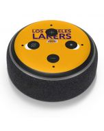 Los Angeles Lakers Standard - Gold Amazon Echo Dot Skin