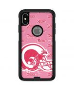 Los Angeles Rams Pink Logo Blast Otterbox Commuter iPhone Skin