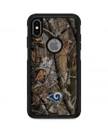 Los Angeles Rams Realtree AP Camo Otterbox Commuter iPhone Skin
