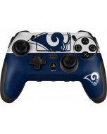 Los Angeles Rams Zone Block PlayStation Scuf Vantage 2 Controller Skin