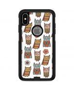 Lotsa Owls Otterbox Commuter iPhone Skin