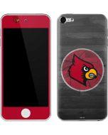 Louisville Cardinals Basketball Apple iPod Skin