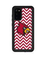 Louisville Chevron Galaxy S20 Waterproof Case