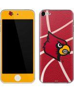 Louisville Red Basketball Apple iPod Skin