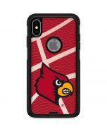 Louisville Red Basketball Otterbox Commuter iPhone Skin