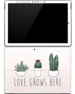 Love Grows Here Surface Pro (2017) Skin