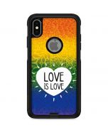Love Is Love Rainbow Otterbox Commuter iPhone Skin