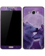Loving Wolves Galaxy J7 Skin