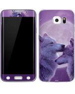 Loving Wolves Galaxy S6 Edge Skin