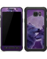 Loving Wolves Galaxy S7 Active Skin