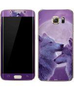 Loving Wolves Galaxy S7 Edge Skin