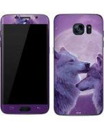 Loving Wolves Galaxy S7 Skin