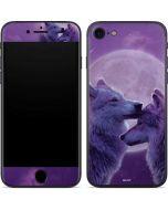 Loving Wolves iPhone 7 Skin