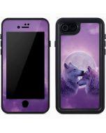 Loving Wolves iPhone 7 Waterproof Case