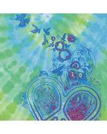 Tie Dye Peace Heart PS4 Slim Bundle Skin