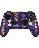 LSU Blast PlayStation Scuf Vantage 2 Controller Skin