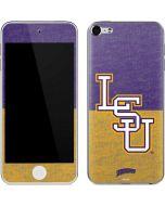 LSU Split Apple iPod Skin