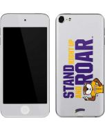 LSU Stand Right Up and Roar Apple iPod Skin