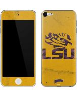 LSU Tiger Eye Gold Apple iPod Skin