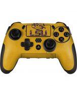 LSU Tiger Eye Gold PlayStation Scuf Vantage 2 Controller Skin