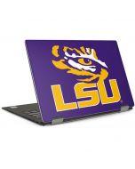 LSU Tiger Eye Purple Dell XPS Skin