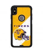 LSU Tigers Helmet Otterbox Commuter iPhone Skin
