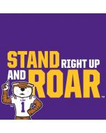 Stand Right Up And Roar LSU Tigers Amazon Echo Skin