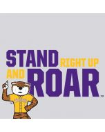 LSU Stand Right Up and Roar Amazon Echo Skin