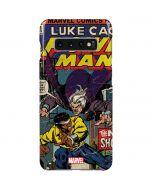 Luke Cage vs Night Shocker Galaxy S10 Plus Lite Case