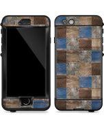Lumber Grid LifeProof Nuud iPhone Skin