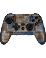 Lumber Grid PlayStation Scuf Vantage 2 Controller Skin