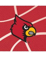 Louisville Red Basketball Dell XPS Skin
