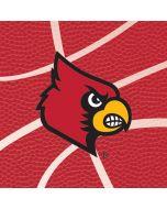 Louisville Red Basketball HP Envy Skin