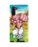 Majin Buu Power Punch Galaxy Note 10 Pro Case