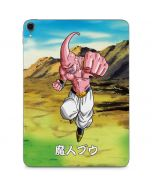 Majin Buu Power Punch Apple iPad Pro Skin