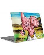 Majin Buu Power Punch Apple MacBook Air Skin