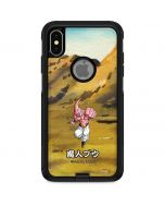 Majin Buu Power Punch Otterbox Commuter iPhone Skin