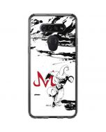 Majin Buu Wasteland LG K51/Q51 Clear Case