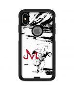 Majin Buu Wasteland Otterbox Commuter iPhone Skin