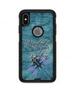 Manifest Your Destiny Otterbox Commuter iPhone Skin
