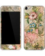 Marbled Paper Apple iPod Skin