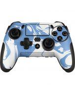 Marbleized Blue PlayStation Scuf Vantage 2 Controller Skin