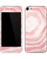 Marbleized Pink Apple iPod Skin