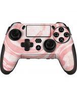 Marbleized Pink PlayStation Scuf Vantage 2 Controller Skin