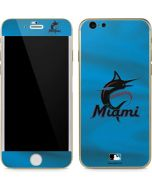Marlins Embroidery iPhone 6/6s Skin